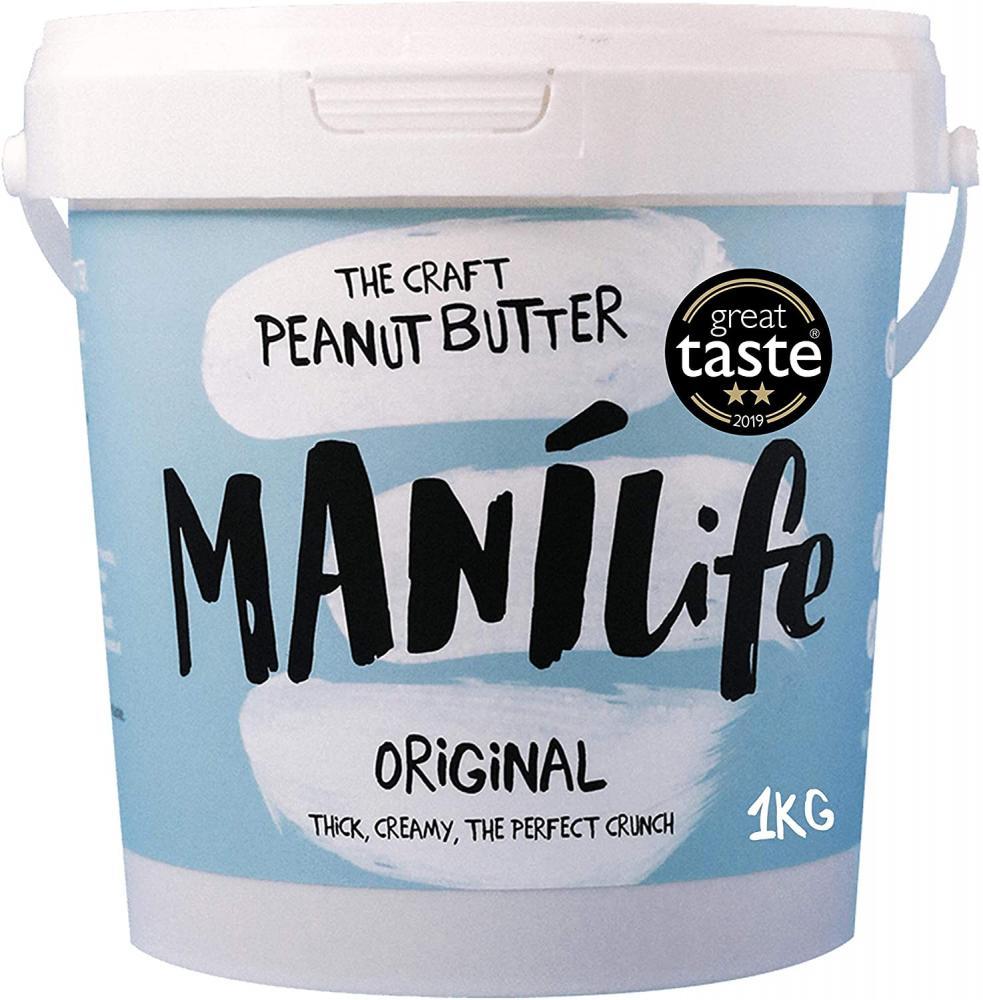 Manilife Peanut Butter 1 kg