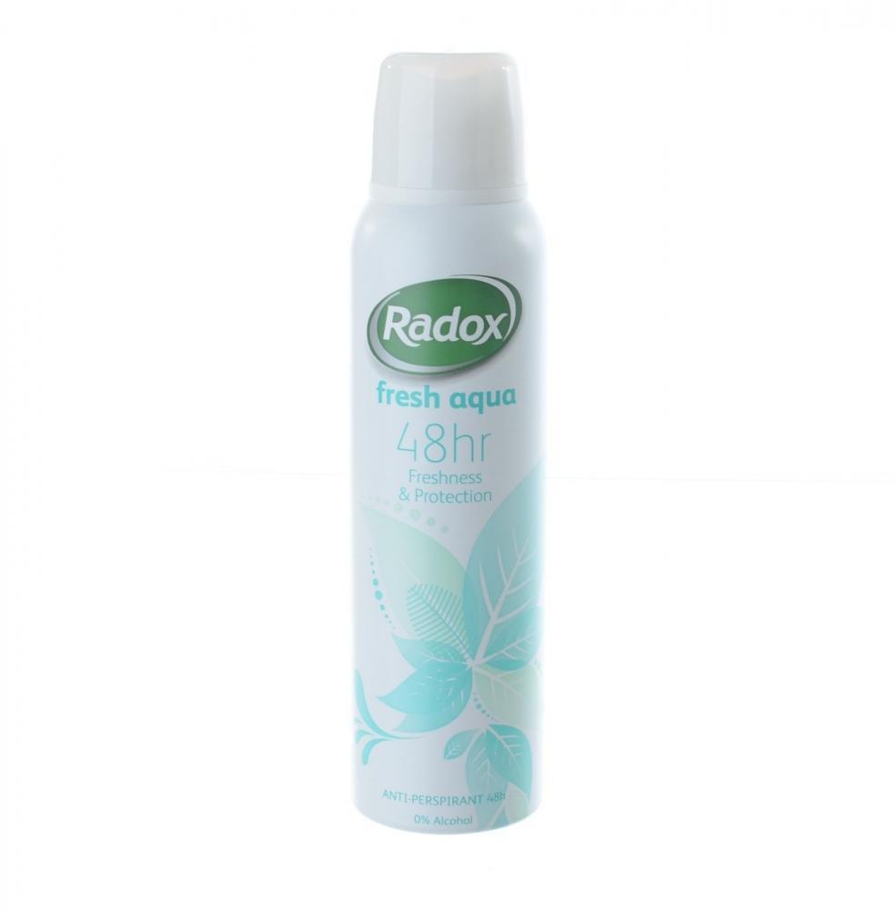 Radox Fresh Aqua Anti Perspirant 48h 150ml