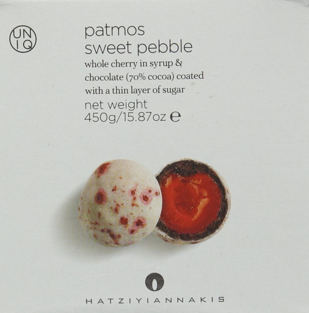 Hatziyiannakis Sweet Pebbles Patmos 450 g