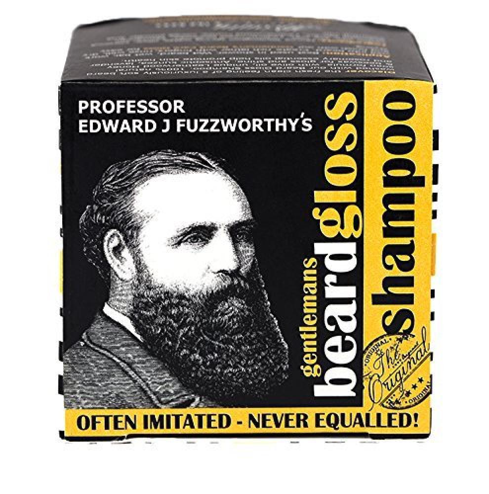 Professor Edward J Fuzzworthys Beard Gloss Shampoo