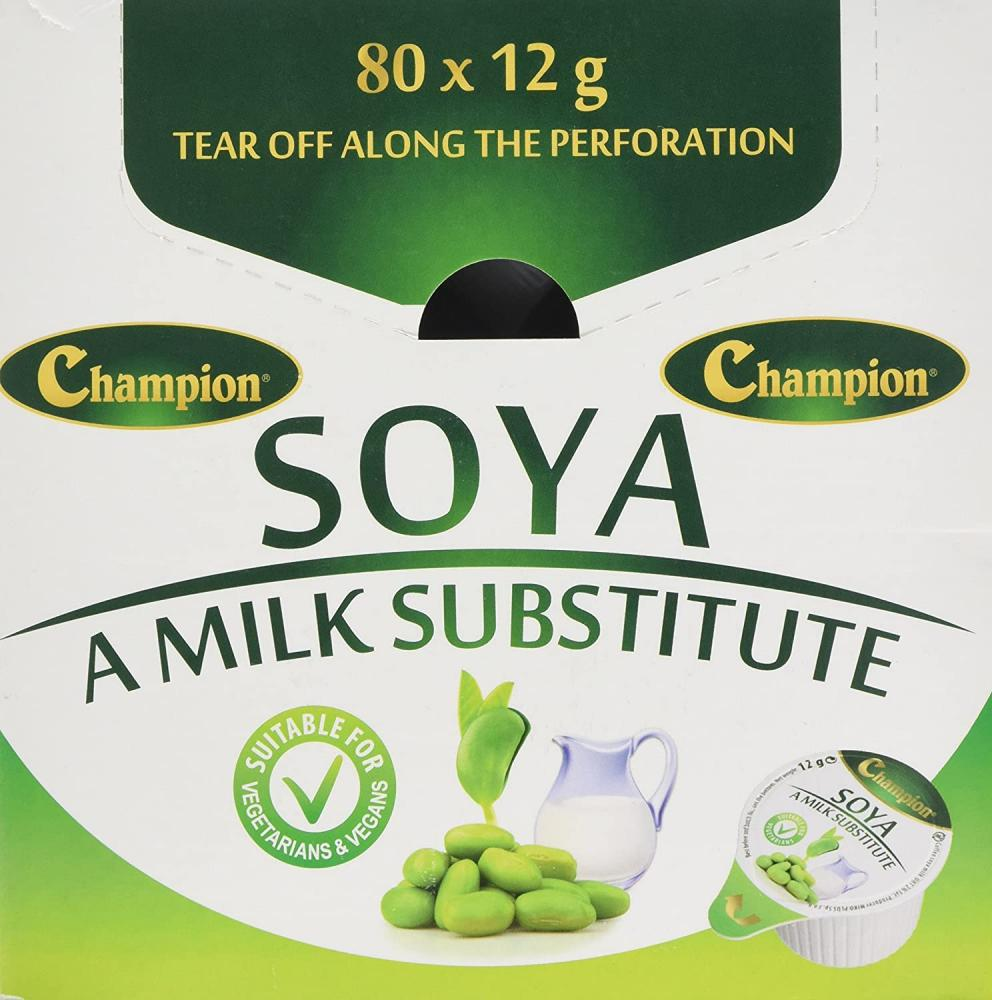 Champion Soya Milk 80 x 12g