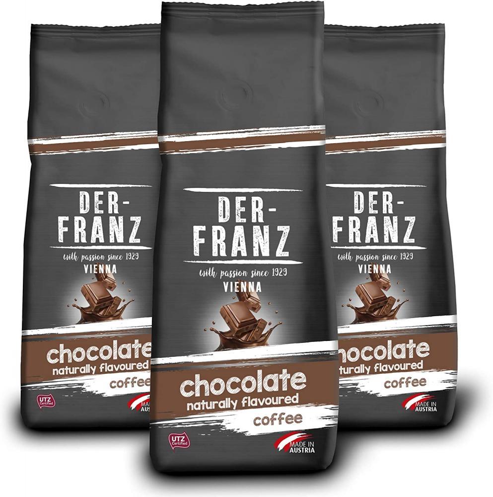Der Franz Vienna Chocolate Naturally Flavoured Coffee 500 g