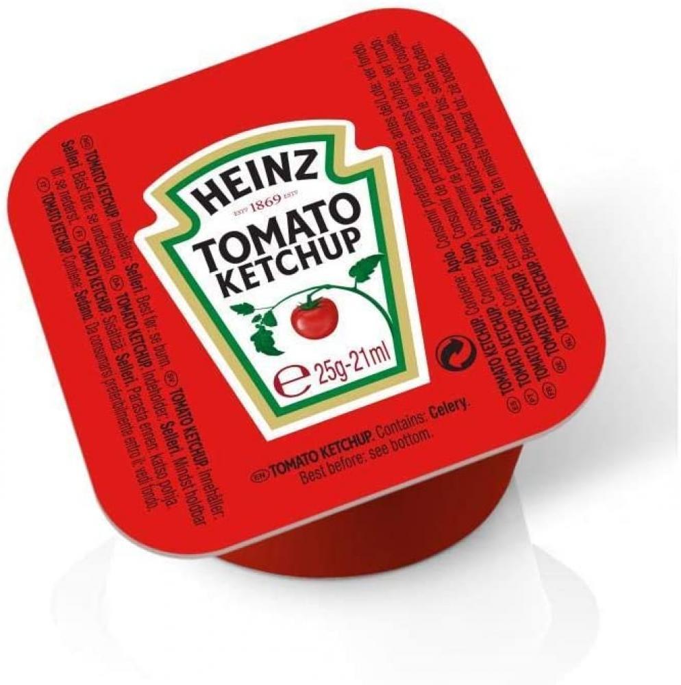 Heinz Tomato Ketchup 100 x 25 g