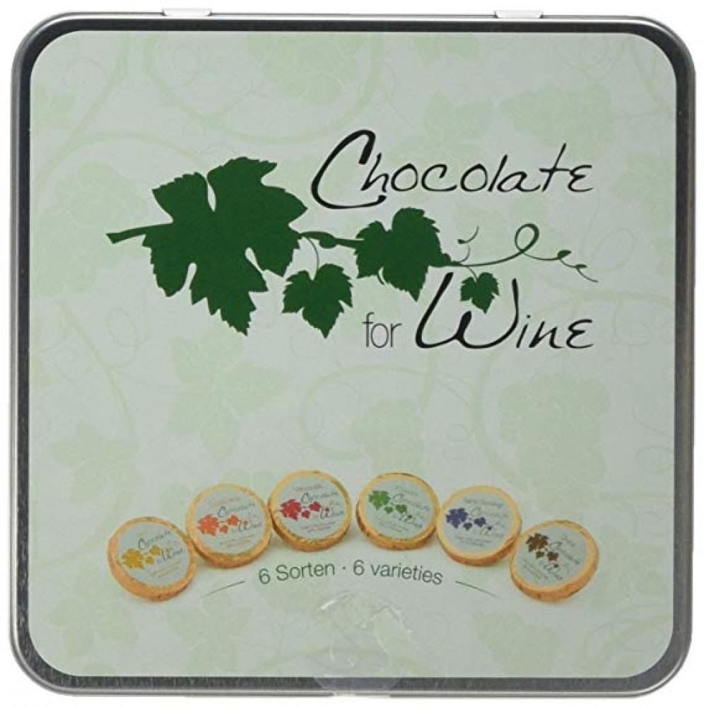 Dreimeister CD-Box Chocolate For Wine 9 Coins