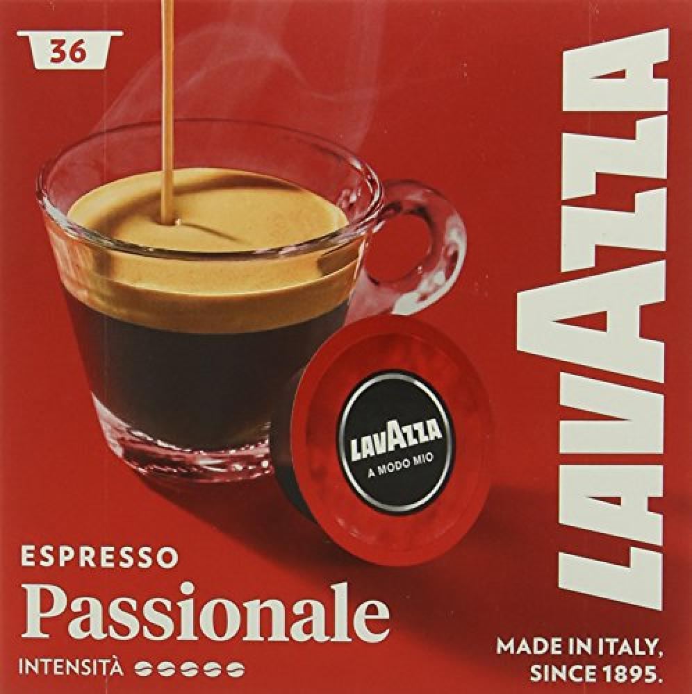 Lavazza Espresso Passionale Capsules 36 Pack