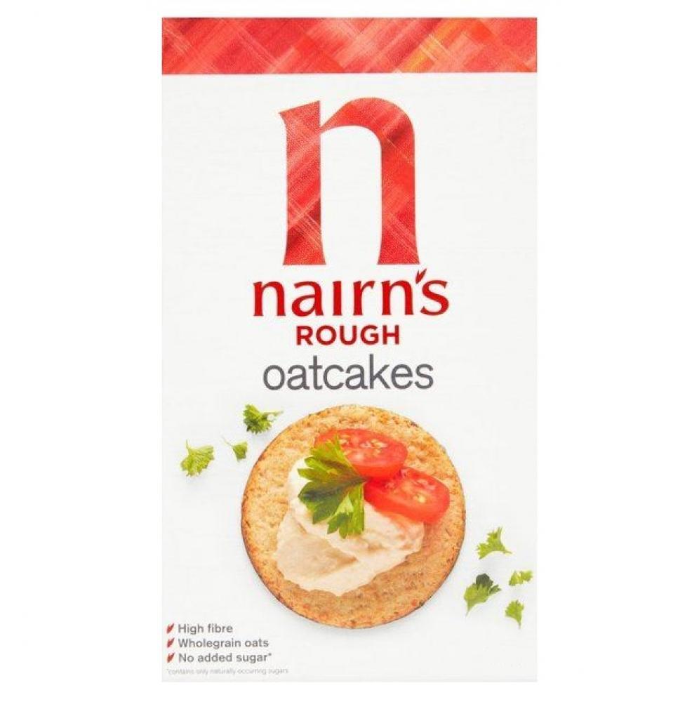 Nairns Rough Oatcakes 291g