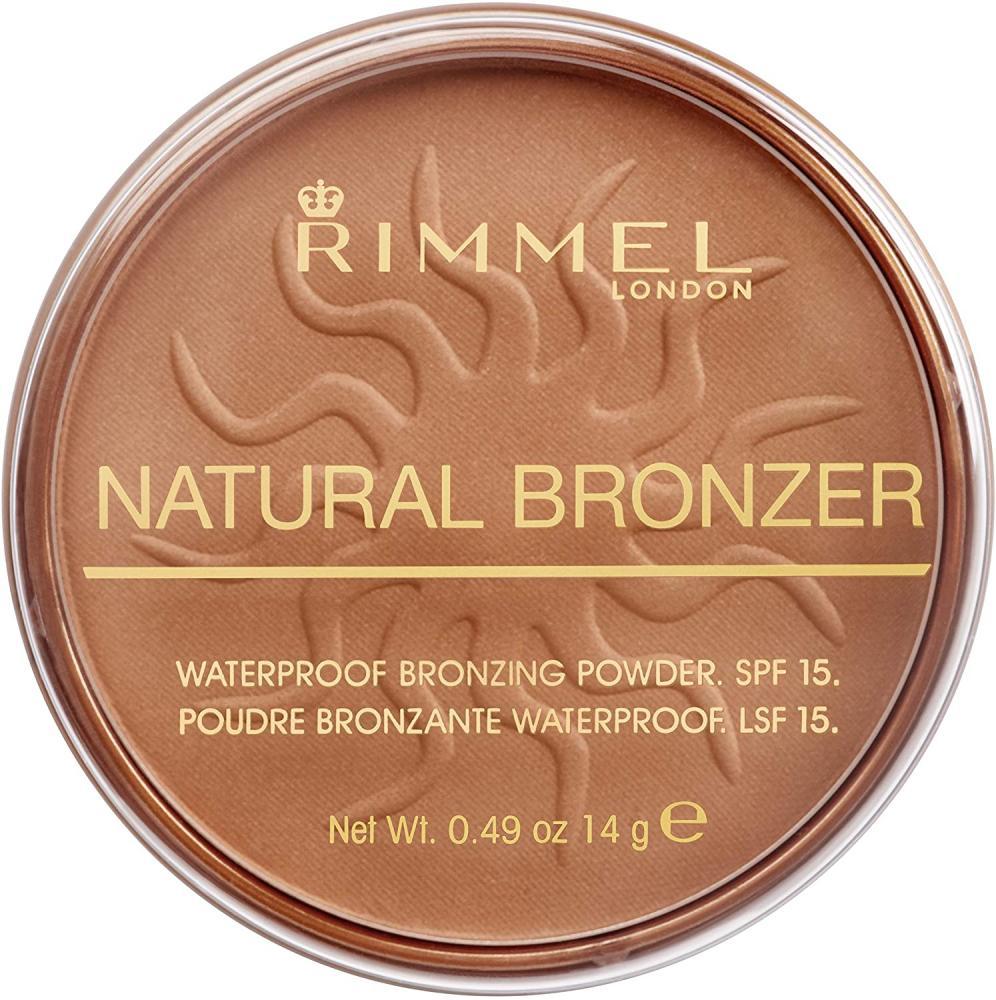 Rimmel London Natural Bronzer 21 Sun Light 14g