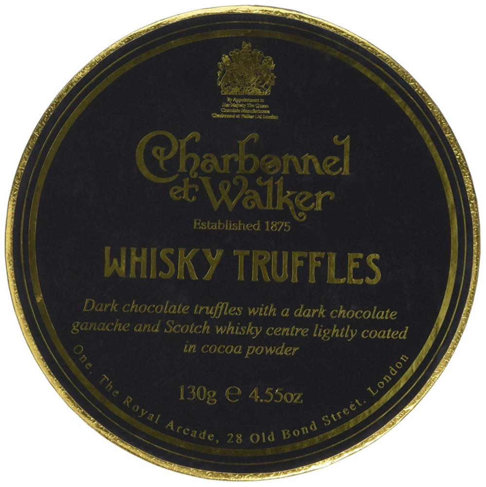 Charbonnel Et Walker Whisky Truffles 130g