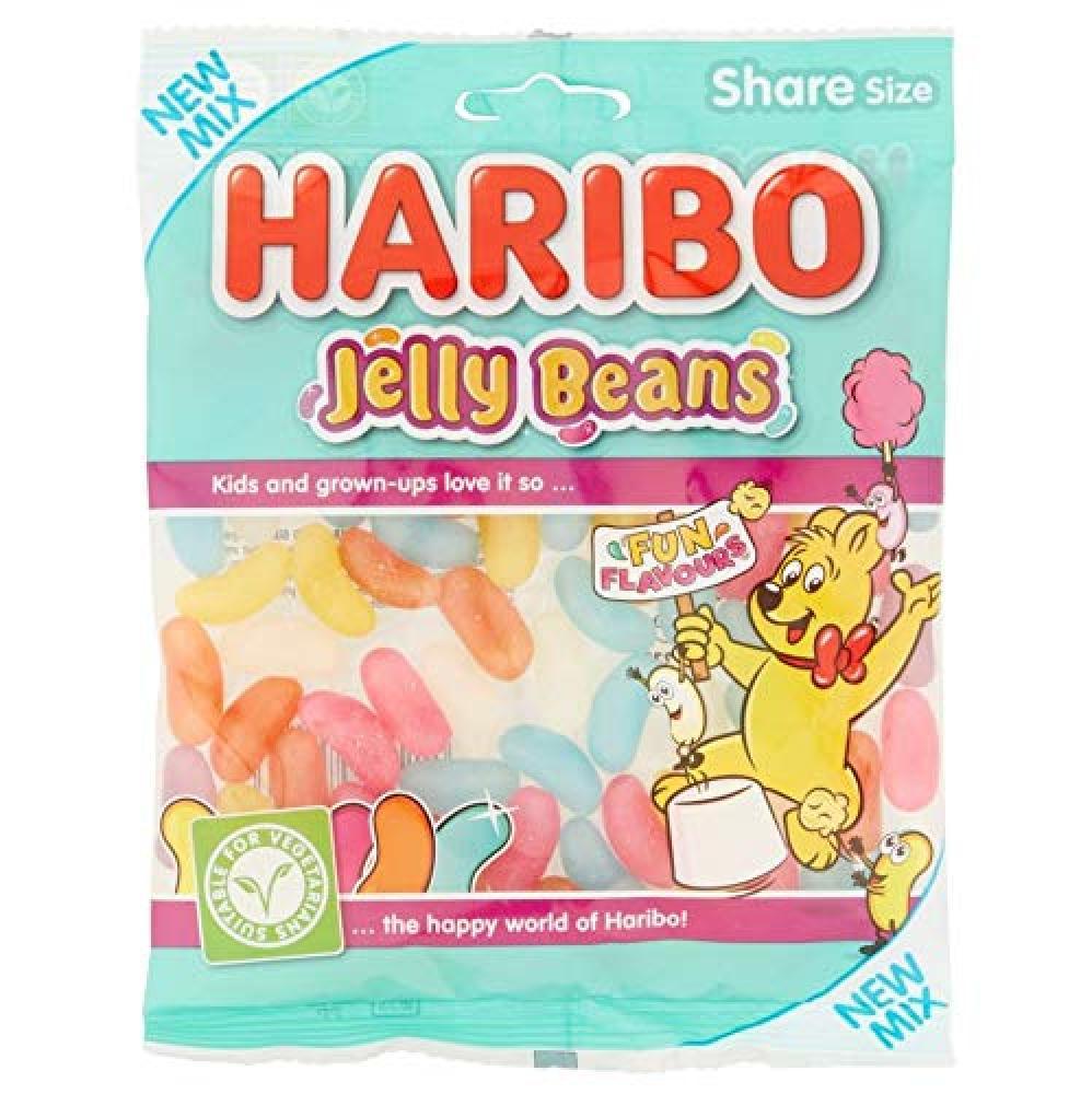 Haribo Jelly Beans 140 g