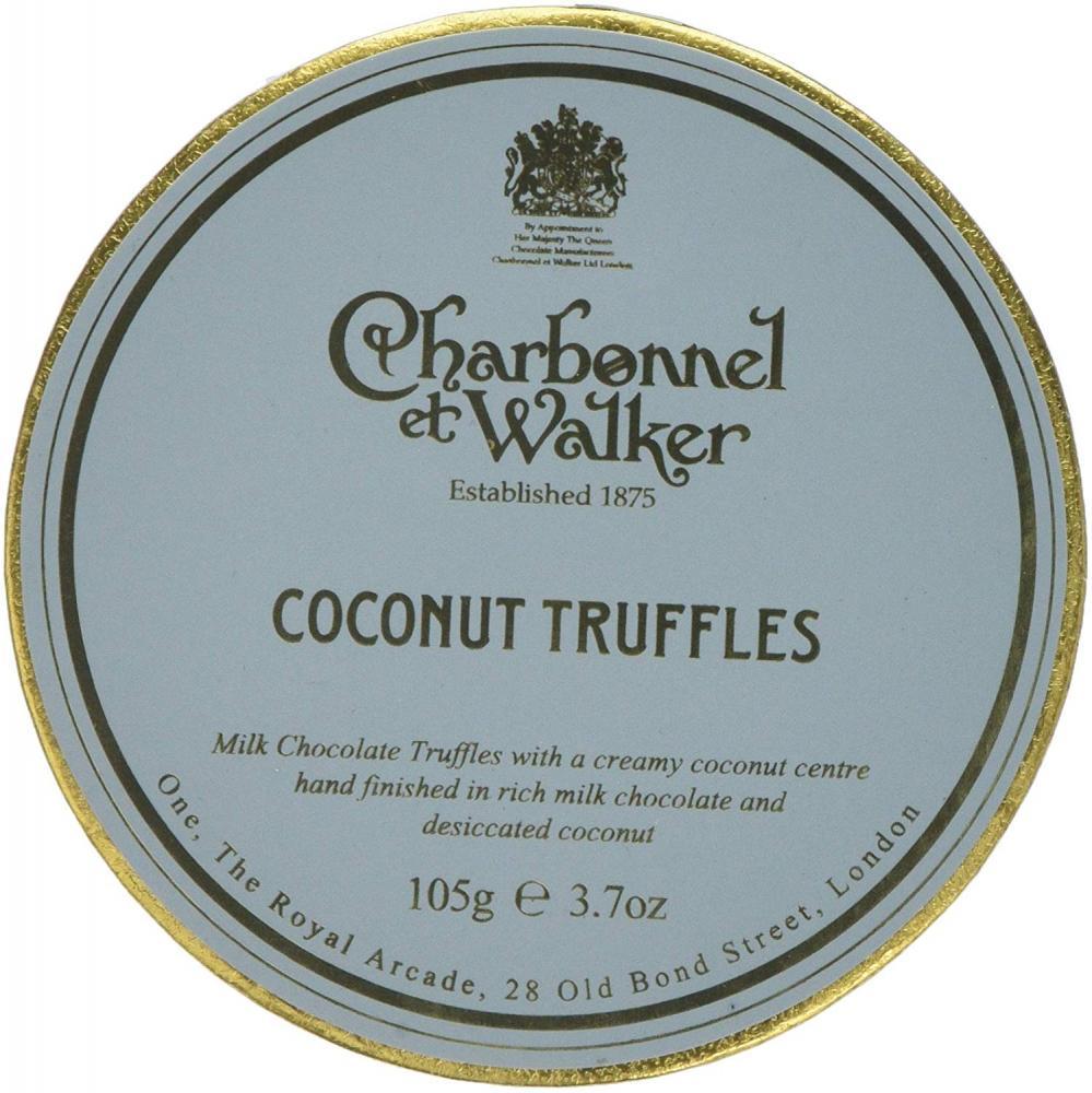 Charbonnel Et Walker Milk Coconut Truffles 105g